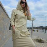 dámske teplákové šaty